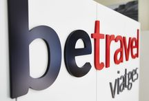 Agencia de viajes Betravel / Fotografías del interior reformado de nuestra agencia de viajes ubicada en Sabadell (Barcelona).