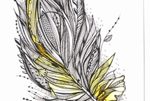 Feathers..!