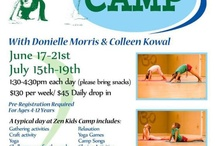 Yoga Camp / by be ME! Yoga