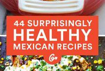Mexican Food Recipes Healthy