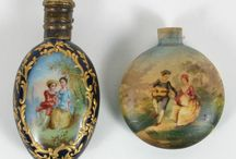 Collections ~ Perfume Bottles ~