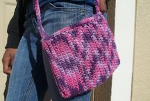 crochet bag project