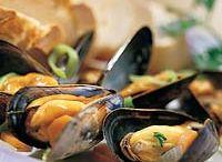 Mossel gerechten / Overheerlijke mossel gerechten