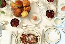 Desayunos con mayúscula