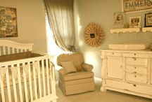 Nursery Ideas / misc collection of ideas for future babes / by Erin Coursey