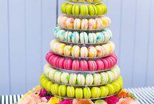 Pasteles + flores // cakes + flowers