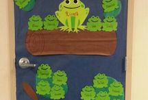 Frog Classroom