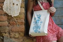 Print bag / Print designed by ETC.