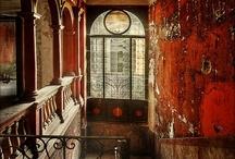 Basement Stair Ideas / by Nikki Gwin
