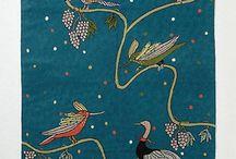 Ptaki - sztuka użytkowa