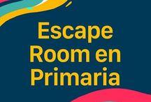 escape room en primaria