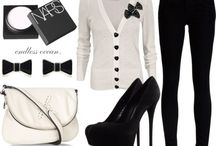 Cute outfits:)