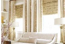 Window treatments we love...
