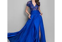 Formal evening - ball dresses