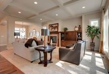 Exposed Beams / by Parade of Homes TC