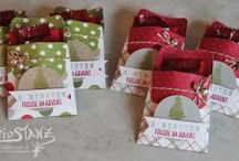 Verpackung Weihnachten KREATIVSTANZ