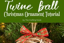 Christmas gifts: crafts
