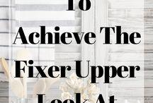 fixer upper look