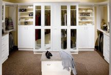 Closets /  Whether your closet is a reach-in or a walk-in, we have the solution ideas to start organizing and storing all of your belongings.