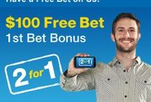 Online / mobile betting - / by Emilio Crocker