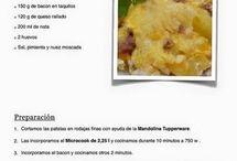 recetas tupperware