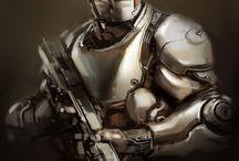 Armour/Suits & Gear / Few Armour Designs & Ideas