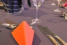 Cutlery Hire from Event Hire UK / Images of our cutlery hire ranges being used at different events.