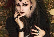 Goth dreads