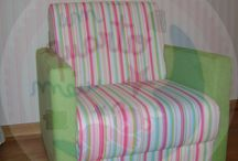 Cadeiras e Poltronas / Cadeiras e Poltronas, especialmente ao gosto de príncipes e princesas.