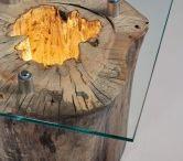ağaç lamba