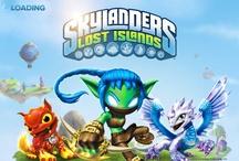 lost islands skylanders
