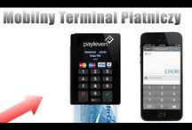 Terminal płatniczy payleven / Terminal płatniczy payleven