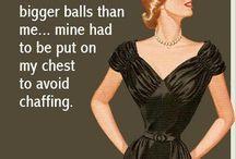 Smart Lady....