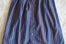 Refashioned Men's Shirts / Inspiration for hubby's old shirts