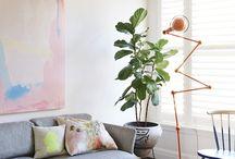 Interior : Living Room