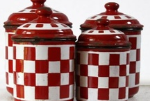Canisters / by Bonnie Allinder