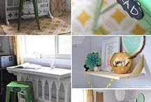 Artelier/Art Room Inspiration