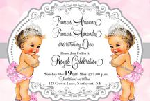 First Birthday / by Donna- Glamorous Sweet Events