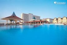 Noord-Cyprus / Een vakantie naar Noord-Cyprus is absoluut een aanrader! Dit pure eiland kent een geschiedenis die ruim 10.000 jaar terug gaat. Er is genoeg te zien en te bewonderen op Cyprus. Noord-Cyprus is een ideale bestemming als u zeker wilt zijn van een zonnige vakantie, gecombineerd met cultuur en natuur.