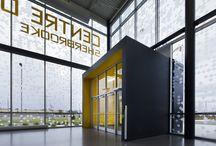 PUBLIC SPACE / interiors, details