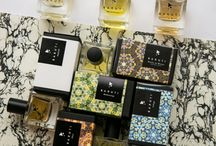 Baruti / Exclusively available at Bloom Perfumery.  Baruti  /μπαρούτι/ is Greek for gunpowder also a word used to describe something that has bite or edge.  A startling and bold debut these renegade scents have a rebellious, artistic and innovative style, seeking to expand the boundaries and go beyond perfume convention.   The collection is available as neat 30 ml extraits. Small but charged. https://bloomperfume.co.uk/brands/Baruti