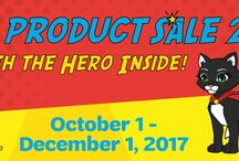 Fall Product Sale / The Girl Scout Fall Product Sale is a friends and family sale of your fav magazines, delicious nuts, and yummy chocolates and candies. This program helps Girl Scouts earn valuable start-up funds at the beginning of the troop year, making it possible for them to attend events and trips and complete service projects in the community. Girls also earn cool individual recognitions! Just in time for the holidays, these treats make great snacks & gifts.