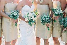 Bridesmaids Ideas:)