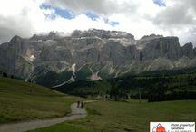 Lugares para visitar / A região do Alto Ádige na Itália, é sem dúvida um oásis de relax durante todo o ano.Um lugar perfeito para os amantes da montanha!