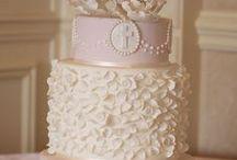 Amira Confirmation Cake