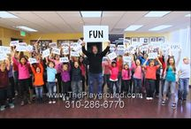 Acting Classes For Kids: The Playground / The Playground Acting School For Kids - Here are some of our youtube videos giving you an inside look at The Playground in Los Angeles.
