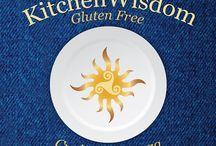 Kitchen Wisdom Gluten Free Paperback on Sale Now! / Kitchen Wisdom Gluten Free PAPERBACK  on Sale Now!   http://www.amazon.com/Kitchen-Wisdom-Gluten-Free-Evolution/dp/0615998453/ref=sr_1_3?ie=UTF8&qid=1407768789&sr=8-3&keywords=kitchen+wisdom+gluten+free+paperback
