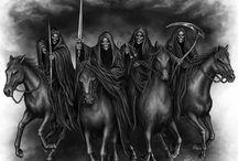 The 4 Horsemen of the Apocalypse