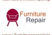 Furniture Repair / We are Providing furniture repair service for past 5 years.We specialize in Chair & Table Repairing, Sofa Reaping , Door and Window Repairing. www.furniturerepair.in