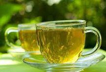 Teas / All kinds of teas.